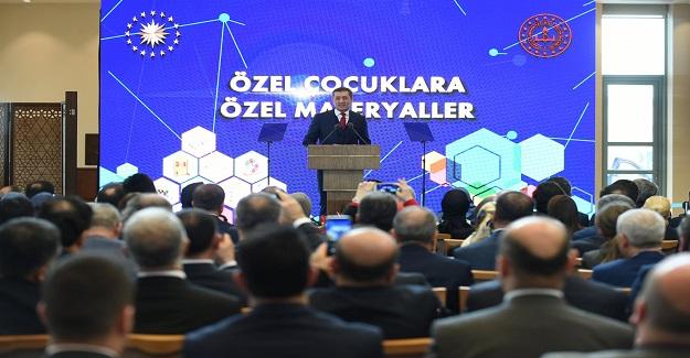 """""""ÖZEL ÇOCUKLARA ÖZEL MATERYALLER"""" GELİYOR"""