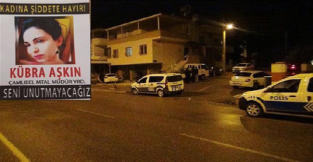 Sokak Ortasında Vahşice Öldürülen Kübra Öğretmen Son Yolculuğuna Uğurlandı