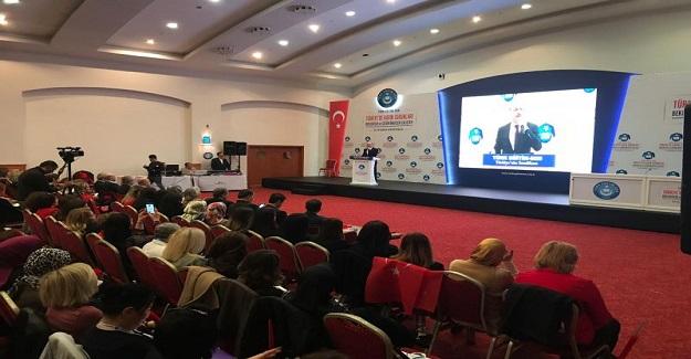 Türk Eğitim-Sen olarak yazılı sınava ehliyete dayalı bir yönetici atama talebimizden vazgeçmeyeceğiz.