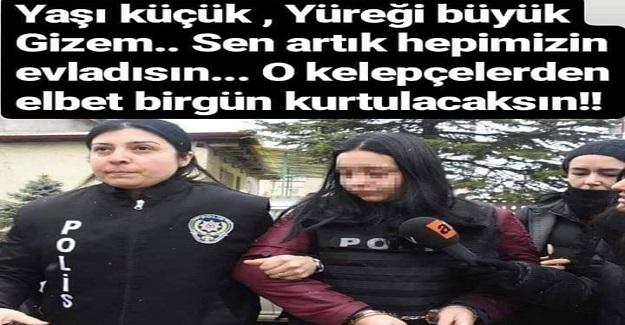 Türk milleti 17 yaşındaki bu kızımıza sahip çıkmalı. Başından geçenleri izlediğiniz zaman ne kadar haklı olduğunu göreceksiniz.
