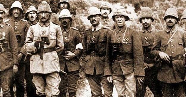 18 Mart Çanakkale Savaşında Öğretmenler