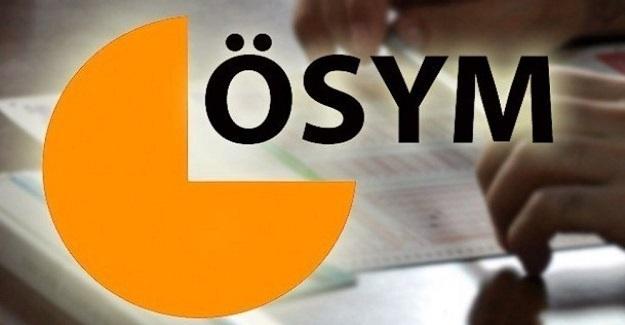 2019-YDS/1 İçin Sınav Günü Açık Tutulacak İl/İlçe Nüfus Müdürlükleri