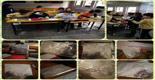 2023 Eğitim Vizyonu Işığında Unutulmaya Yüz Tutan Rölyef Sanatı