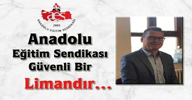 Anadolu Eğitim Sendikası Güvenli Bir Limandır…