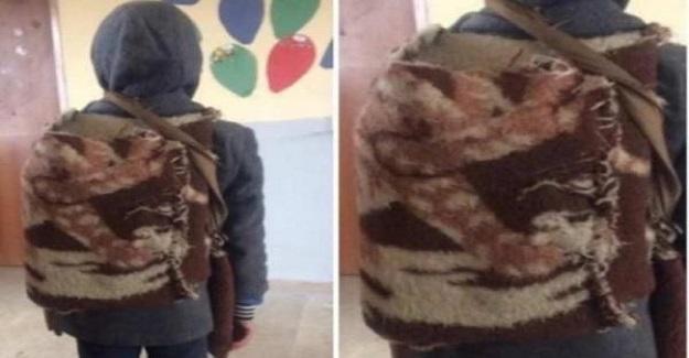 Bakan Ziya Selçuk: Yoksulluğun Fotoğrafını Çeken Öğretmen Hakkında İlk Kez Konuştu