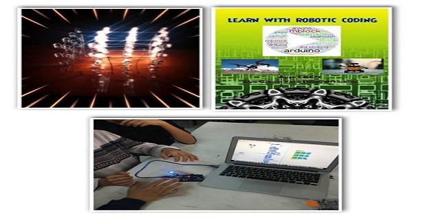 eTwinning Projesi Kapsamında Robotik Kodlama Öğreniyorum