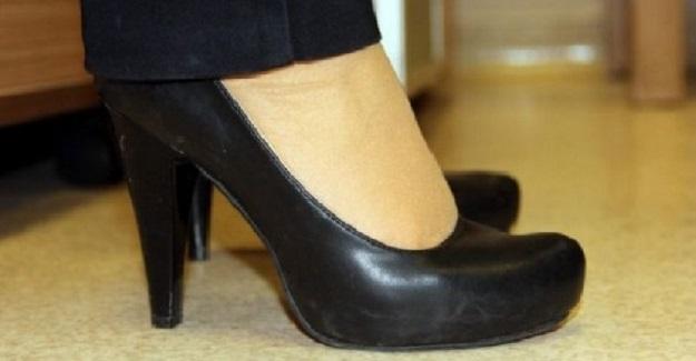 Kadın Öğretmenlere Topuklu Ayakkabı Yasağına İlişkin Soruşturma Açıldı