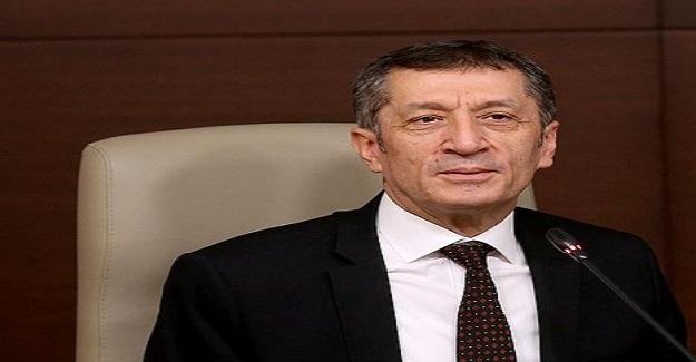 Milli Eğitim Bakanı Ziya Selçuk'tan Uzman Öğretmenlik Açıklaması