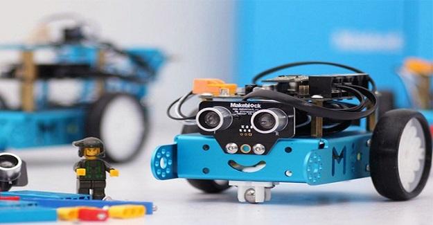 Robotik Kodlama Eğitimi - Hedef 2023 Projesi
