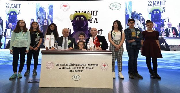 """""""SU ELÇİLERİ EĞİTİMDE"""""""