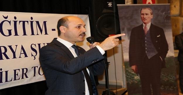 Türk Eğitim-Sen Genel Başkan Talip Geylan: Öğretmenlerin birtakım kazanımlarının gasp edilmesine müsaade etmeyeceğiz.