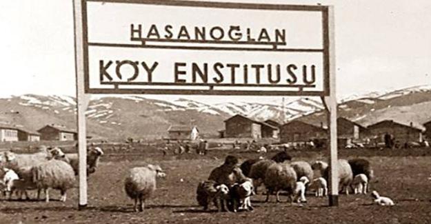 Ülke yoksuldu. Yoktu, yokluktu. 1930'lu yıllar, nüfus 16 milyon.
