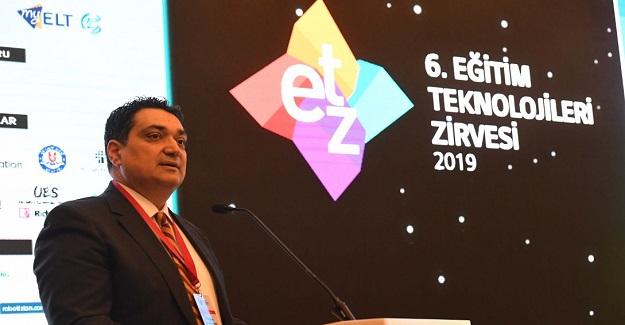 YEĞİTEK Genel Müdürü Anıl YILMAZ, ETZ 2019'un açılış konuşmasını yaptı