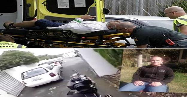 Yeni Zellanda'da camide katliam yapan caninin, canlı olarak sosyal medya hesabından paylaştığı öğrenildi