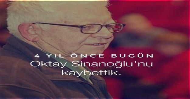 4 Yıl Önce Bugün Prof. Dr. Oktay Sinanoğlu'nu kaybettik.
