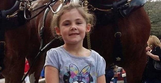 Baba Kızının Fotoğrafını Çekti Ama Fotoğrafa Bakınca Şok Geçirdi