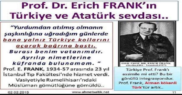 Einstein 40 bilim adamını önermişken, Mustafa Kemal Paşa 142 seçkin Yahudi kökenli Alman – Avusturyalı bilim adamının Türkiye'ye gelmesine onay vermiştir.
