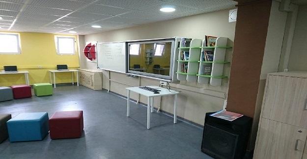 Geleceğin Sınıfı Projesi Kapsamında Yeni Bir Öğrenme Laboratuarı Kuruldu
