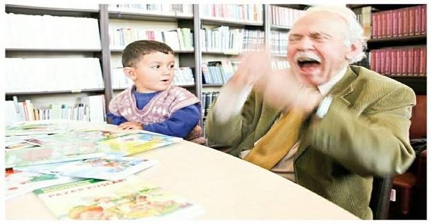 """Günün Hikayesi - """"Babam okulda hademeydi."""