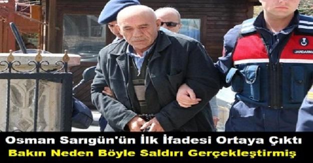 Kemal Kılıçdaroğlu'na Saldıran Osman Sarıgün'ün İlk İfadesi Ortaya Çıktı: Bakın Neden Böyle Bir Saldırı Gerçekleştirmiş