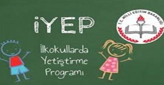 Milli Eğitim Bakanlığı İYEP Öğrencilerine Değerlendirme Aracı Uygulayacak
