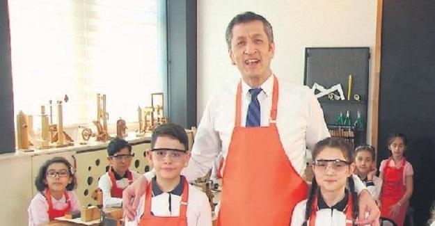Okullarda Yapılan Antrenman da Dersten Sayılacak