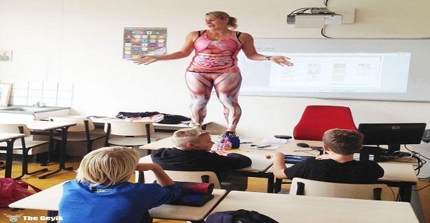 Soyunarak Ders Anlatan Öğretmen Haberine Tıklayıp Hayal Kırıklığına Uğrayan İnsanların Hikayesi