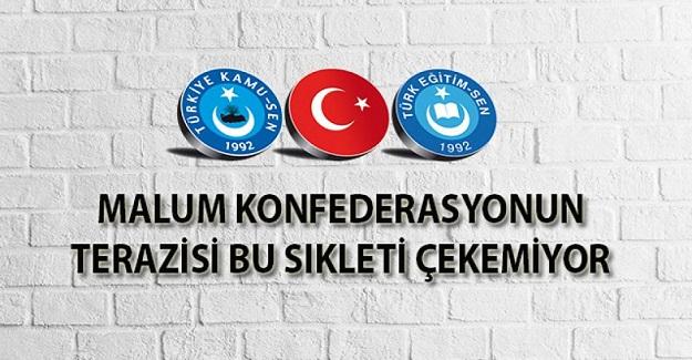 TES Genel Başkanı Önder Kahveci, Memur-Sen Genel Başkanı Ali Yalçın'ın itiraflarını değerlendirirdi.