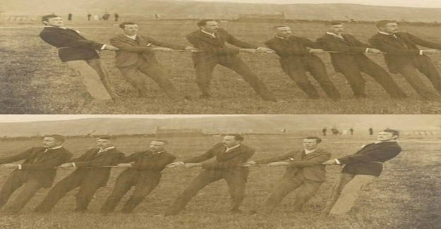 1913'te beygirlerin performansını araştıran Fransız mühendis Maximilian Ringelmann şunu keşfetti: