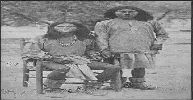 ABD, Kızılderililerle savaşırken Kızılderilileri açlıktan öldürmek için,