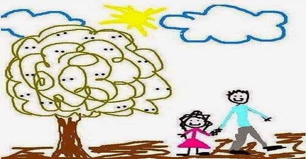 Ağaçta ki benekler !