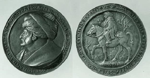 Bugün İstanbul düşeli 566, Fatih bu madalyonu kazıtalı ise 539 sene oldu..
