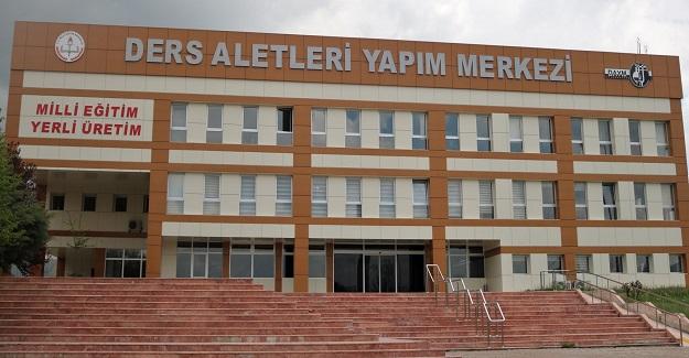 """DERS GEREÇLERİNE """"YERLİ VE MİLLÎ"""" DAMGA"""