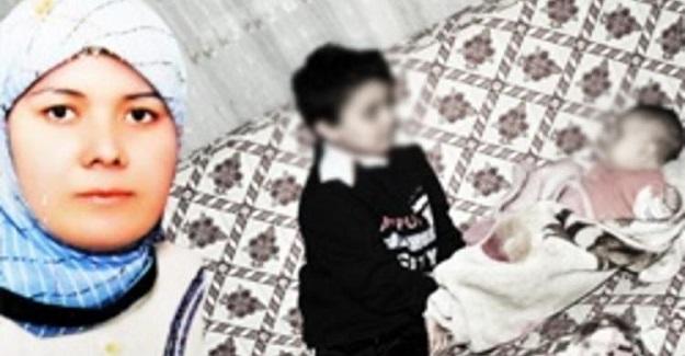 Eşi bir yıla aşkın süre işsiz kalan ve ev kirasını 8 aydır ödeyemeyen 26 yaşındaki Emine Akçay