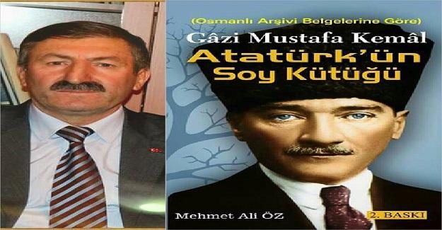 Gazi Mustafa Kemal Atatürk'ün soyağacı