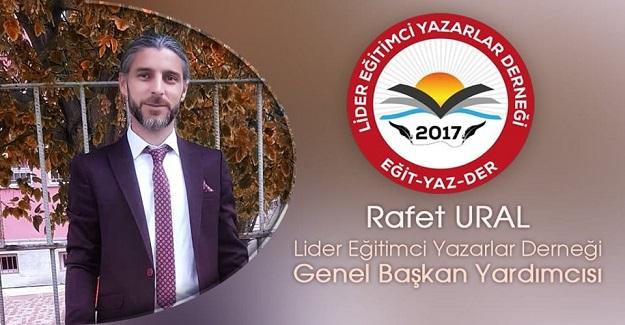 Genel Başkan Yardımcımız Rafet Ural Genç ve Kariyer programına konuk olacak.