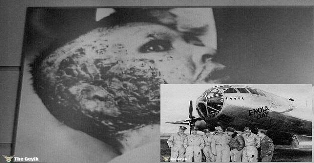 """İnsanlık Tarihinin Kara Lekesi : """"Hiroşima"""""""