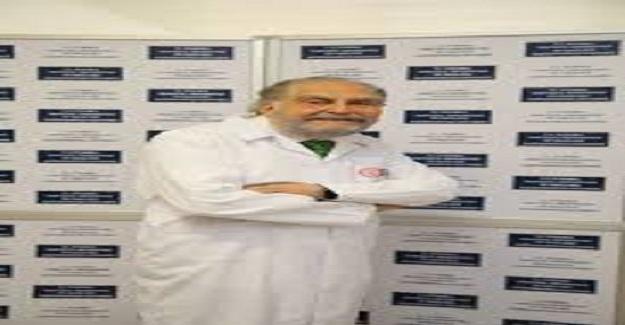 İSTANBUL ÜNİVERSİTESİ ONKOLOJİ ENSTİTÜSÜ BAŞKANI PROF DR .ERKAN TOPUZ