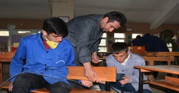 Mesleki ve Teknik Anadolu Lisesinin, Fabrika Gibi milyonluk Cirosu