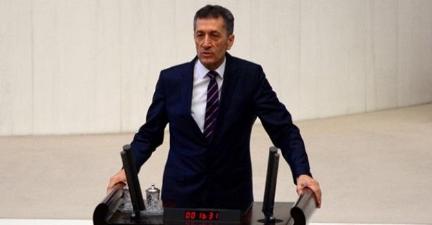 Milli Eğitim Bakanı Ziya Selçuk'tan Öğretmen Açığına ilişkin Açıklama