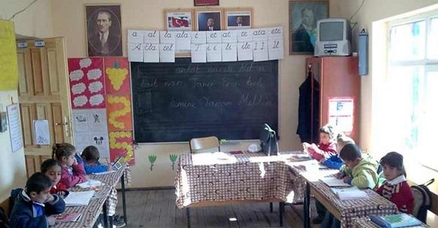 Milli Eğitim Bakanlığı Öğretmen Atamalarında Hizmet Bölgesinde Sayılan Okulların Listesi