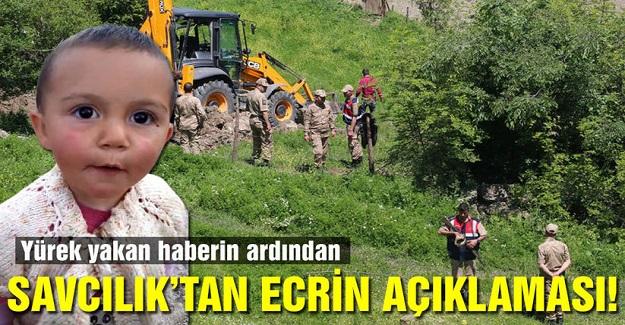 Minik Ecrin'in Ölümüyle İlgili Korkunç Detaylar Ortaya Çıkıyor