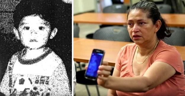 Oğlu Kaçırıldıktan Tam 21 Yıl Sonra Aldığı Haberle Şok Oldu