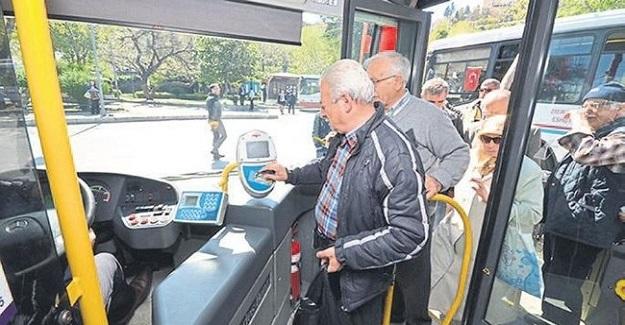 Öğrenci Ve Öğretmenler Bu İlimizde Otobüse 1 TL'ye Binecek