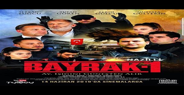 Öğretmenlerin Kendi Bütçeleriyle Çektiği Bayrak Filmi 14 Haziran'da Sinema salonlarında gösterime giriyor