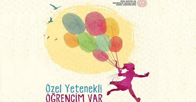 Özel Yetenekli Öğrencim Var kitabı yayımlandı.