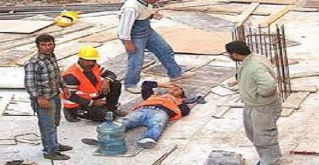 Rize'de kaza geçiren bir işçi, olayı ayrıntılarıyla anlatmak için şantiye şefine bir mektup yazmış ki, evlere şenlik.