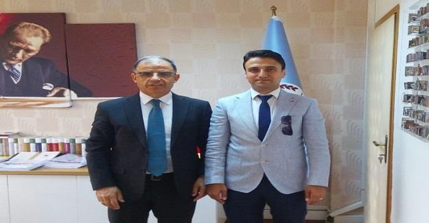 Sedat DEĞER'den MEB Genel Müdürü Muammer Yıldız'a Ziyaret