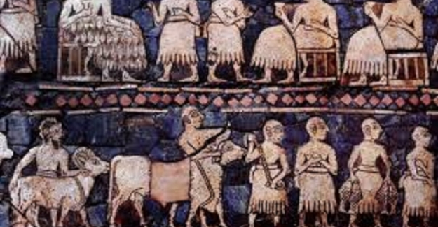 """Sümerlerden bize kalan 13 gelenek """"Yere düşen ekmeği niye öperiz"""" """"Domuz niye haram"""" ?"""