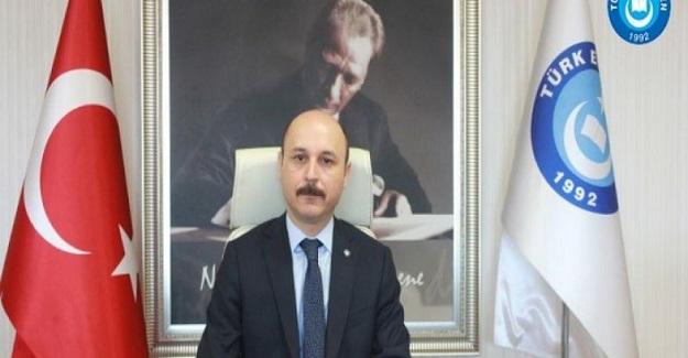 Türk Eğitim-Sen Genel Başkanı Talip Geylan: Öğretmeni değerli kılmadan eğitimi nitelikli kılamazsınız
